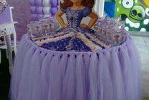Tema Princesa Sofia