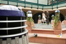 Geek and Sci-Fi Wedding Inspiration