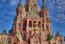 Cathedral in Russia