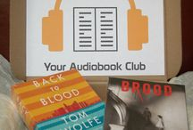 Audiobooks / Audiobooks are great for travel and book enthusiasts