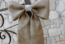 Rustic wedding / Wedding decoration