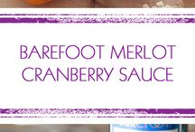 A Barefoot Thanksgiving / Here at Barefoot Wine & Bubbly, we're all about expressing grat-TOE-tude. These food recipes, drink recipes, and DIYs are the perfect way to celebrate Thanksgiving.