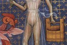 On se lavait au Moyen Âge !