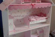 casita nenas