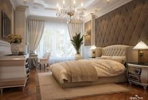 master bedroom / by Siobhan O'Reilly