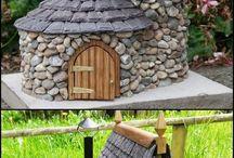miniatúry do záhrady