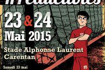 Tournoi International des P'tits Irréductibles / Les affiches du Tournoi #TIPI2017 #TIPI2016 #TIPI2015