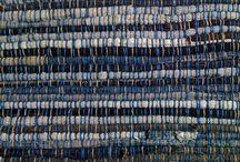 fabric make rugs matot
