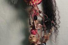 Voodoo, Hoodoo, Juju Dolls