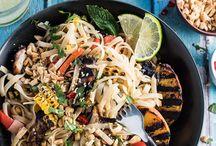 Thai food to make / Thai recipes I want to make!
