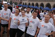 Dream team :) Kraków Business Run 2014