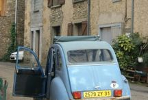*2CV* / 2CV......My first car♡
