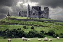 England, Ireland, Scotland, Wales