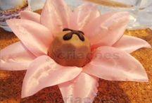 flores para forminhas de docinhos