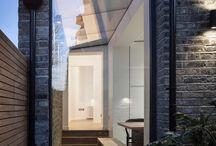 fermeture escalier mini house