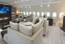 The private Boeing 787 Dreamliner that costs almost $100,000 an hour to fly