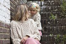 Stil + Kind / Stylische Mamas, und stilvolle Mütter