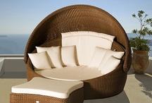 Bahçe Mobilyaları / Bahçenizin havasını değiştecek en güzel mobilyalar Show Mobilya'da.