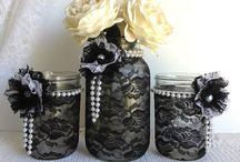 VASES & JAR CRAFTS