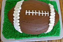 Birthday Cake Idea's for Boys