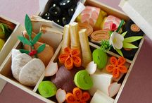 quilling food