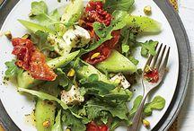 salads / by Tiffany Batiste