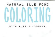 natural food colour