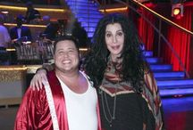 Cher and Chaz Bono / Cher and Chaz Bono by http://www.wikilove.com