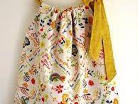 molde vestido infantil simples