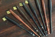 Pen Staffs