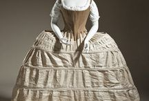 Costume & furniture 1700-1780