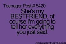 Teenager post!