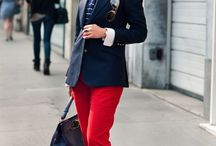 A touch of masculine