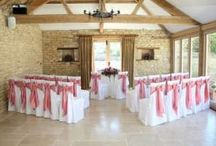 ~ OXFORDSHIRE WEDDING VENUE ~ / Wedding venues situated in the beautiful county of Oxfordsire.