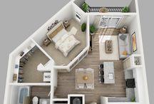 zukünftiges Haus