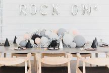 Party Idea - Rock & Roll