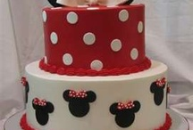 CAKE IDEAS & desserts too! / by Mallory Pomerville