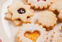 Christmasbakery / Weihnachtsbäckerei / Leckere Weihnachtsbäckerei, Süßes rund um Weihnachten