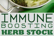 Herb stock