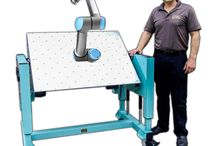CoBase™ Cobot Table by LTW Ergonomic Solutions