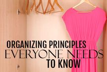 Cleaning/Organizing / Cleaning and Organizing Tips