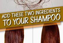 Odżywianie włosów