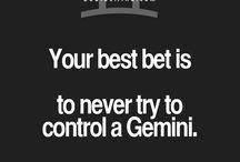 Gemini/My Zodiac