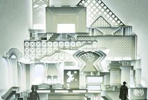 Paper architecture - Popupology - pop up architecture