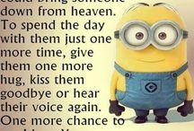 Prayer for the gone
