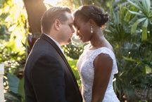 Leu Gardens Orlando Weddings / Weddings at Leu Gardens by Orlando wedding and engagement photographer & videographer Captured by Elle | www.capturedbyelle.com