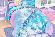 Frozen Winter Magic Room Inspiration