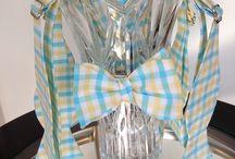 Handmade Groomsmen Wedding Ties / A collection of our handmade bow ties used for wedding parties! Contact us today for your groomsmen needs!