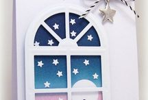 Cards--MB--Windows--Arched & Stained