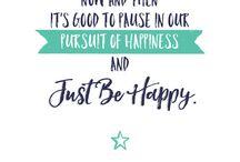 Happy stuff